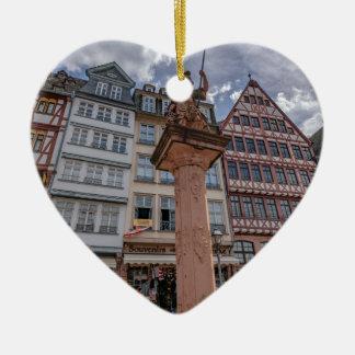 Romer Frankfurt Ceramic Ornament