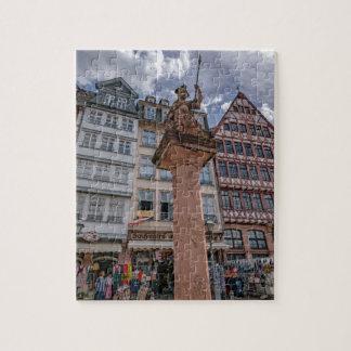 Romer Frankfurt Jigsaw Puzzle