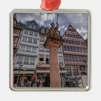 Romer Frankfurt Metal Ornament