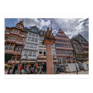 Romer Frankfurt Postcard