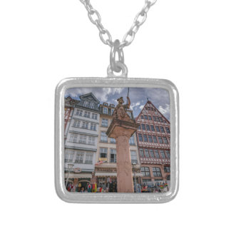 Romer Frankfurt Silver Plated Necklace