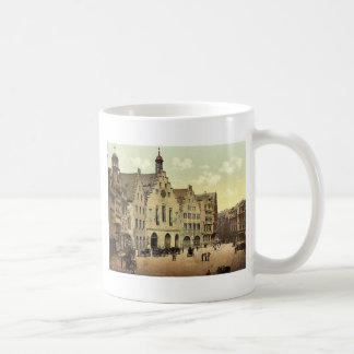 Romerberg with Romer, Frankfort on Main (i.e. Fran Coffee Mug