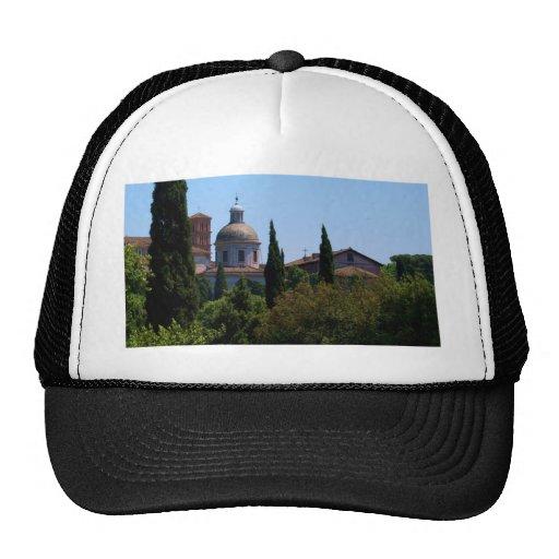 Rome's Skyline Mesh Hat