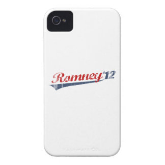 ROMNEY '12 LOGO.png iPhone 4 Covers