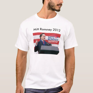 Romney 2012/Anti Liberal T-Shirt