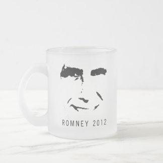 Romney 2012 Face Mug
