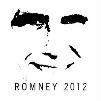 Romney 2012 Face Cut Out
