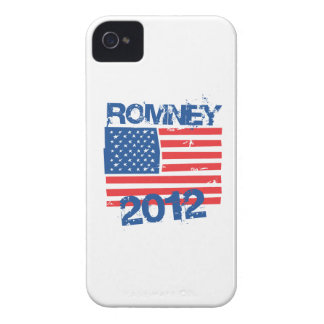 ROMNEY 2012 FLAG iPhone 4 COVER
