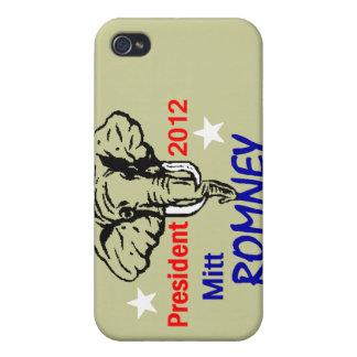 Romney 2012  iPhone 4/4S case