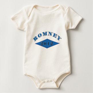 Romney 2012.png baby bodysuit