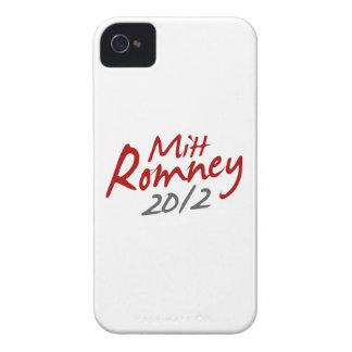 ROMNEY 2012 SCRIPT.png Case-Mate iPhone 4 Case
