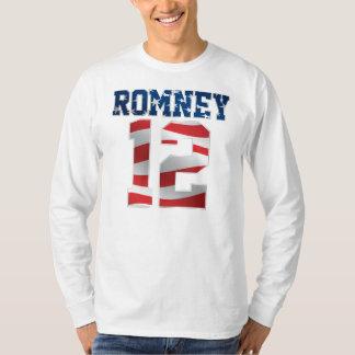 Romney 2012 T-Shirt II