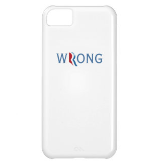 Romney and Ryan 2012 - Wrong iPhone 5C Case