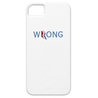 Romney and Ryan 2012 - Wrong iPhone 5 Covers