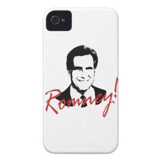 Romney Autographed Picture Case-Mate iPhone 4 Case