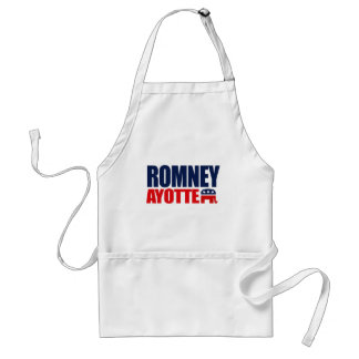 ROMNEY AYOTTE TICKET 2012.png Adult Apron
