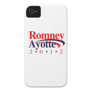 ROMNEY AYOTTE VP SWEEP.png iPhone 4 Cases