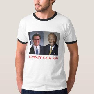 Romney-Cain 2012 Tshirts