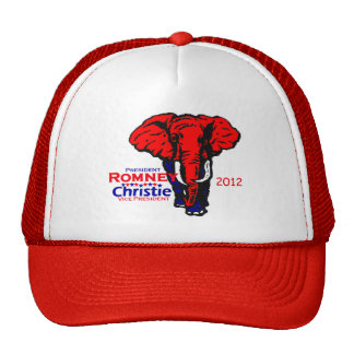 Romney Christie Hat