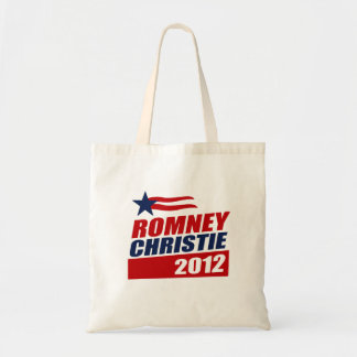 ROMNEY CHRISTIE VP STAR BANNER.png Canvas Bags