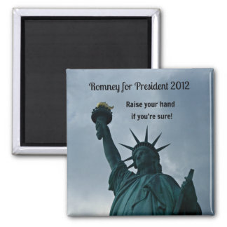 Romney for President 2012 Magnet