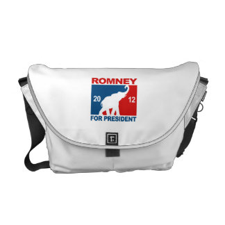 ROMNEY FOR PRESIDENT 2012 VICE ICON.png Commuter Bag