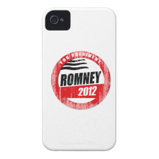 ROMNEY FOR PRESIDENT BUTTON.png iPhone 4 Covers