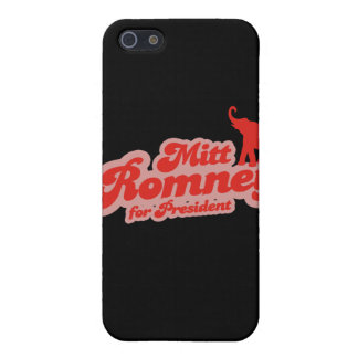 ROMNEY FOR PRESIDENT GOP CASES FOR iPhone 5