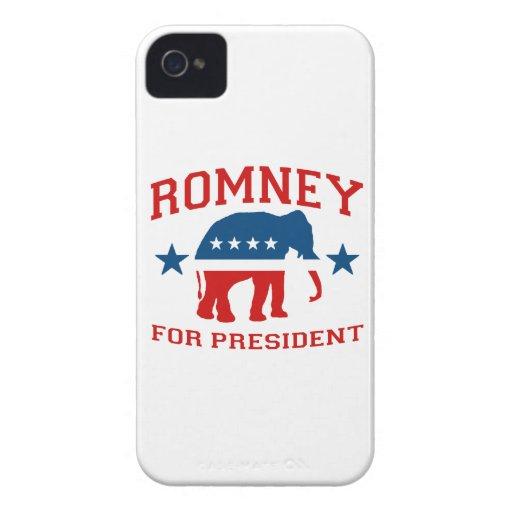 ROMNEY FOR PRESIDENT GOP MASCOT.png Blackberry Bold Case