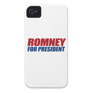 ROMNEY FOR PRESIDENT IMPACT.png Case-Mate iPhone 4 Cases