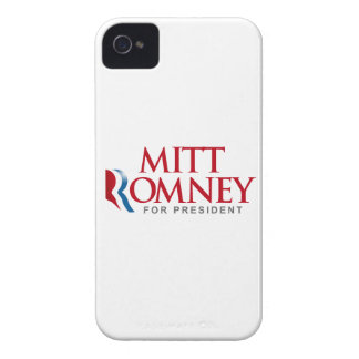 ROMNEY FOR PRESIDENT LOGO.png iPhone 4 Case