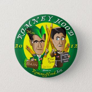 Romney Hood 6 Cm Round Badge