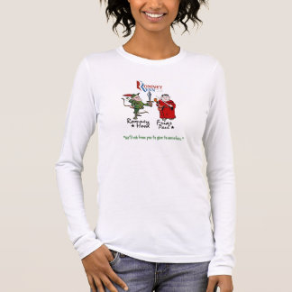 Romney Hood & Frair Paul (Ryan) Long Sleeve T-Shirt
