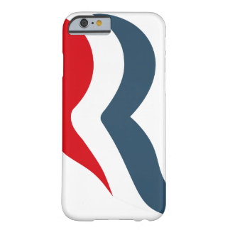 Romney icon barely there iPhone 6 case