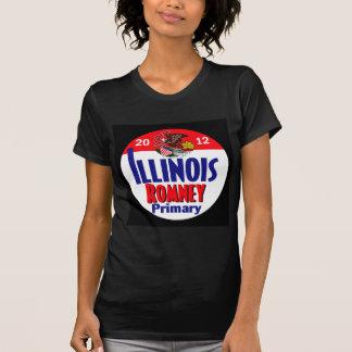 Romney ILLINOIS Shirts