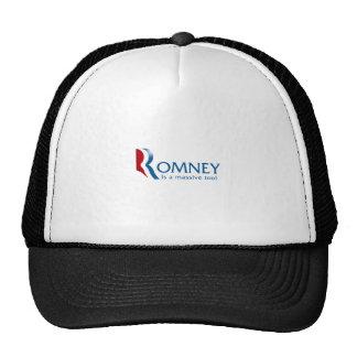 Romney is a massive tool cap