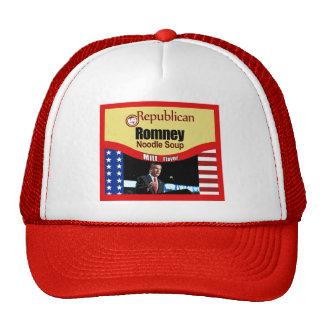 Romney Noodle Soup Cap