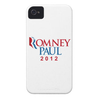 ROMNEY PAUL 2012 OFFICIAL VP.png iPhone 4 Covers