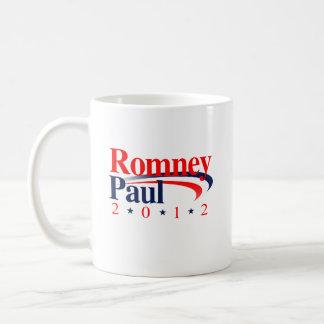 ROMNEY PAUL VP SWEEP.png Basic White Mug
