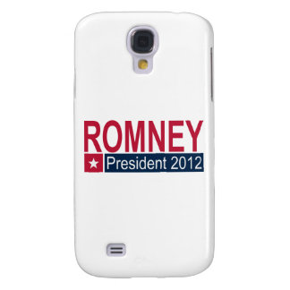 Romney President 2012 Galaxy S4 Covers