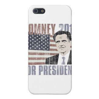 Romney president 2012 iPhone 5 cover