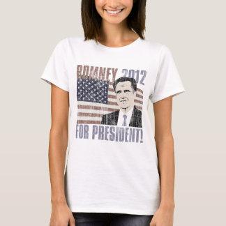 Romney president 2012 T-Shirt