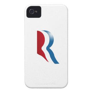 ROMNEY R LOGO.png Case-Mate iPhone 4 Case