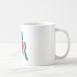Romney Republican Party Election Logo by Fontico Coffee Mugs