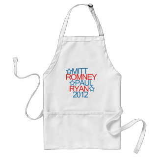Romney Ryan 2012 Aprons