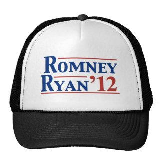Romney Ryan 2012 Mesh Hats