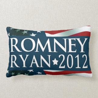 Romney Ryan 2012 Lumbar Pillow