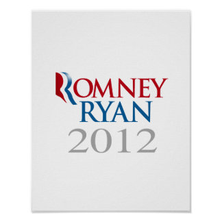 ROMNEY RYAN 2012.png Poster