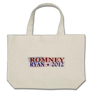 ROMNEY RYAN 2012 president Canvas Bag
