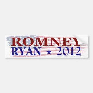 ROMNEY RYAN 2012 president Bumper Sticker